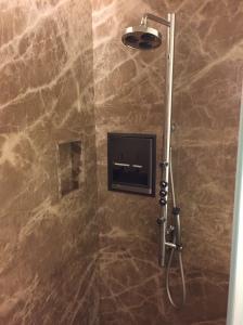 Nice shower cubicle
