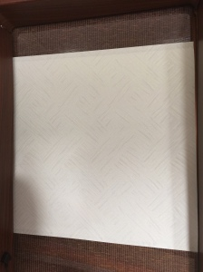 Suite window shade down