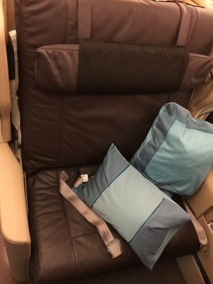 "35"" wide leather seats - where are the arm rest cushions?"