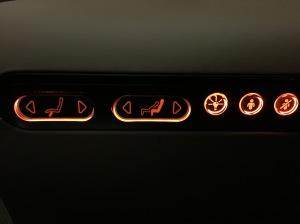 Seat control