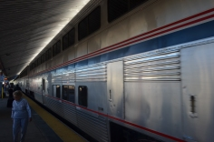 Amtrak coach