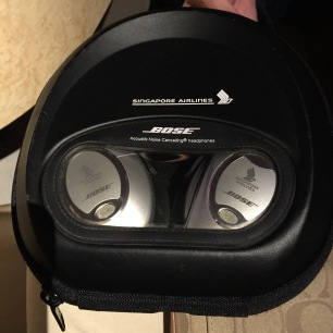 The old Bose looks more like the predecessor - QC15