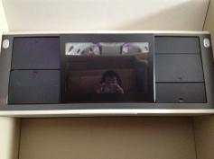 """15.4"""" LCD TV"""
