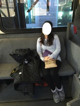 Inside Delta Jitney