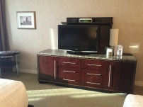 TV with Bose system