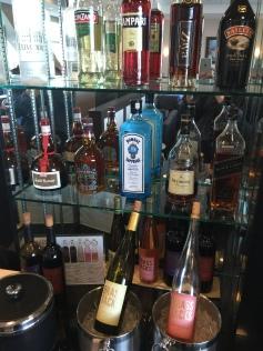 Alcoholic selection