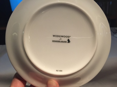 Wedgwood wares