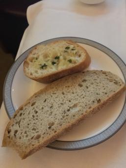 Tada... Garlic Bread (again)