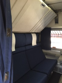 Large seat, comfortably seating at least 3 person