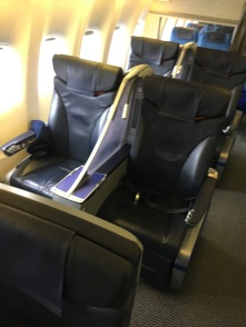 Domestic J seats