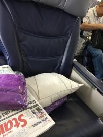 J seats - similar to USA Domestic First Class