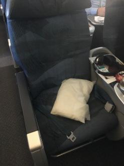 Domestic J Seat