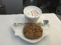 Ice Cream and Cookie