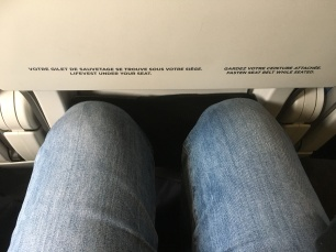 Air Transat Y Seat Pitch