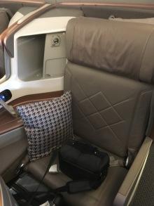 The 2013 J Seat