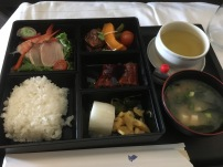 My $10 Bento set - this is all you get for the whole brunch
