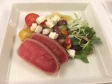 Seared Tuna Tataki