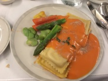 BTC - Steamed Crab Ravioli