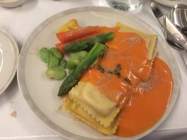 BTC - Steamed Crab Ravioli