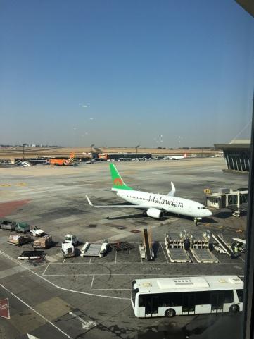 South African Airways Premium Baobab Lounge (3)