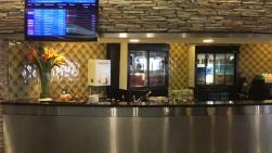 South African Airways Premium Baobab Lounge