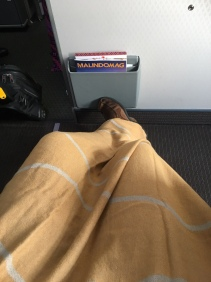 Good leg space