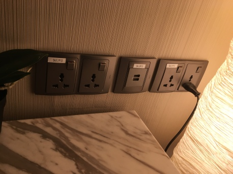 Plugs and USB Ports
