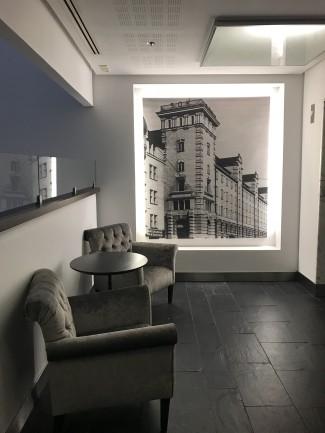 Lift Lobby at level 7