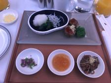 Kaiseiki Breakfast - 1st course