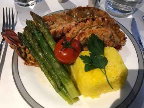 The inedible Lobster Thermidor