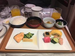 Kaiseiki Breakfast - 2nd course