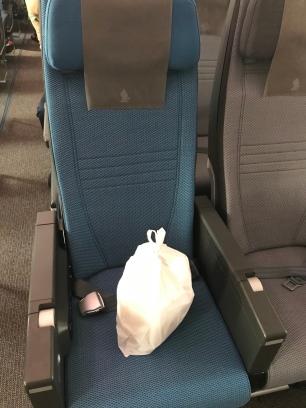 The Economy seats