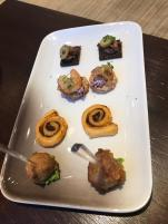 Evening Canapes