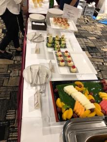 buffet spread 8