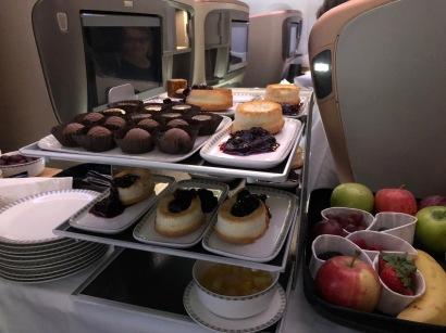 meal 2 dessert trolley