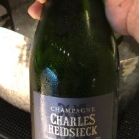 Silverkris Champagne