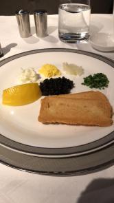 Meal Appetizer Caviar