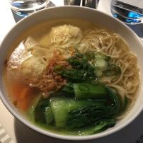 Prawn Dumpling Noodle