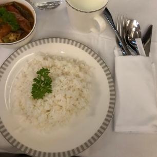 Breakfast Nonya Assam Fish