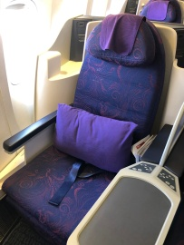 Business Class Seat 1