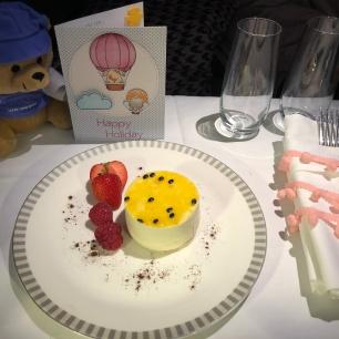 Dinner Dessert