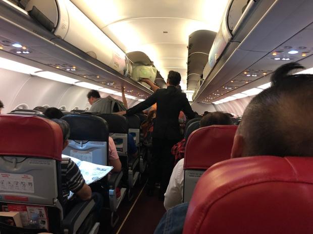 Air Asia Cabin