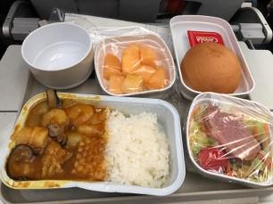 787 Food 1