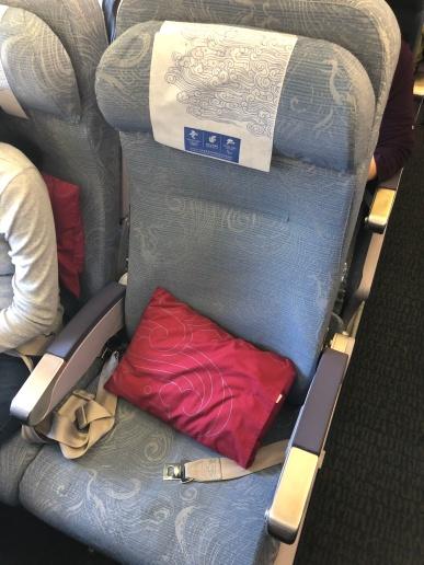 A330 Seat 1