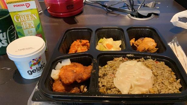Feb 8 Lunch